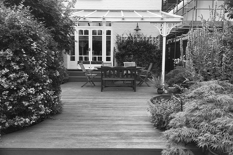 Garden Decking Installation Surrey