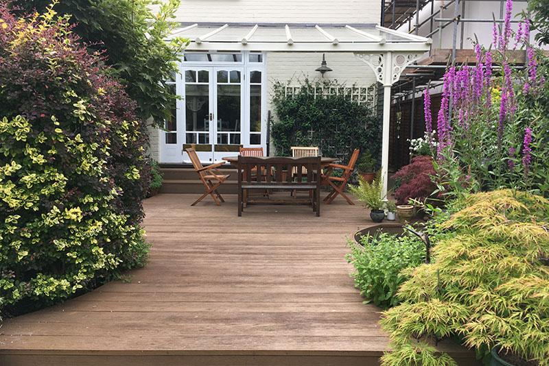 Garden Decking Installation South London