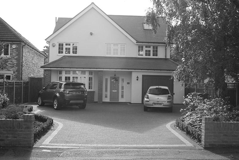 Driveway Installation Surrey