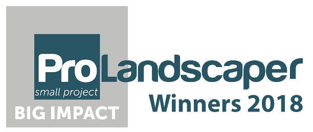 Pro Landscaping Award Winners 2018
